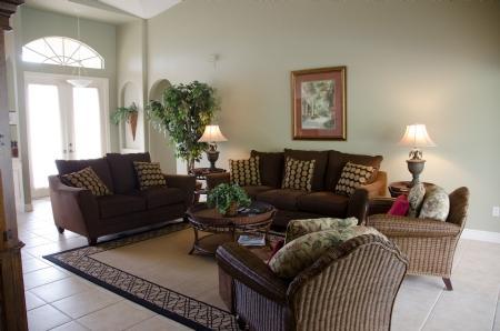Living Room  - TAH178 - Marco Island - rentals