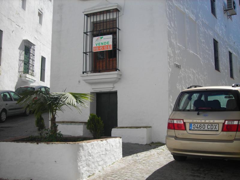 Calle Cruz - Apartamento rústico en el centro del pueblo - Guijo de Granadilla - rentals