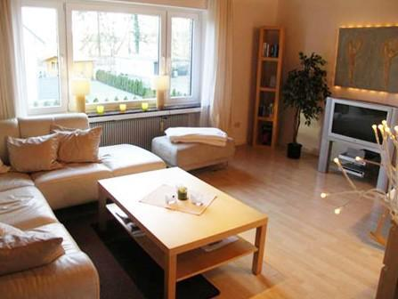 Living Room - Ferienhaus in Detmold - Detmold - rentals
