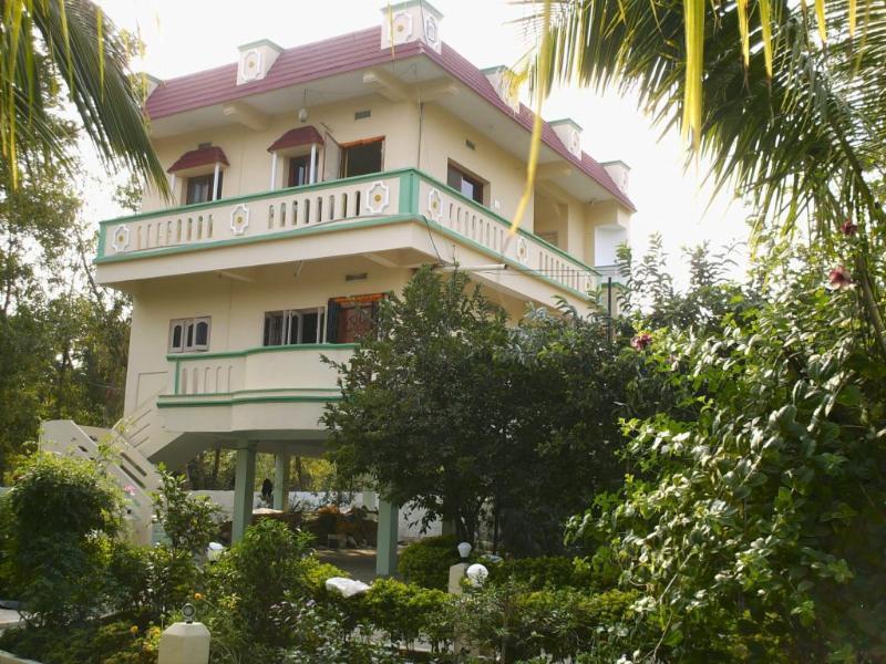 Farmhouse-Exterior - Farmhouse, close to Hyderabad Int'l Airport - Andhra Pradesh - rentals