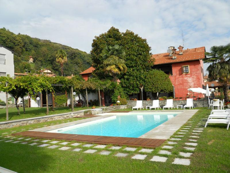 Villa sul Lago - Apartment 1 - Image 1 - Massino Visconti - rentals