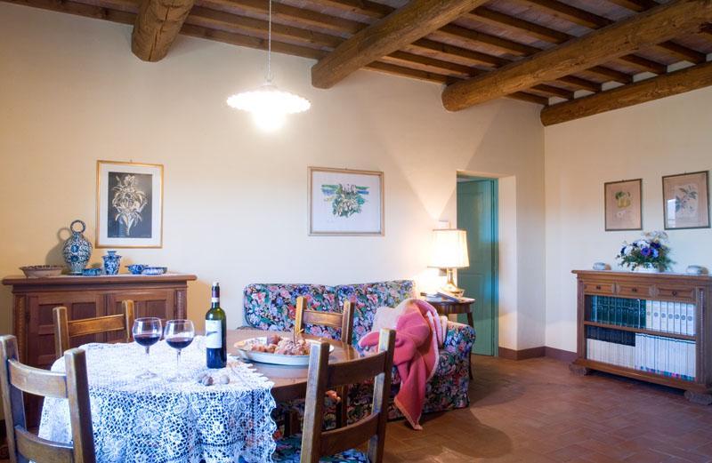 Podere al Prato - Quattro - Image 1 - Pancole - rentals