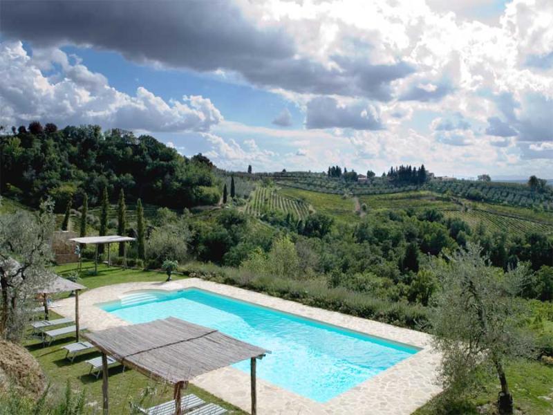 Villa Olivo - Roseto - Image 1 - Certaldo - rentals