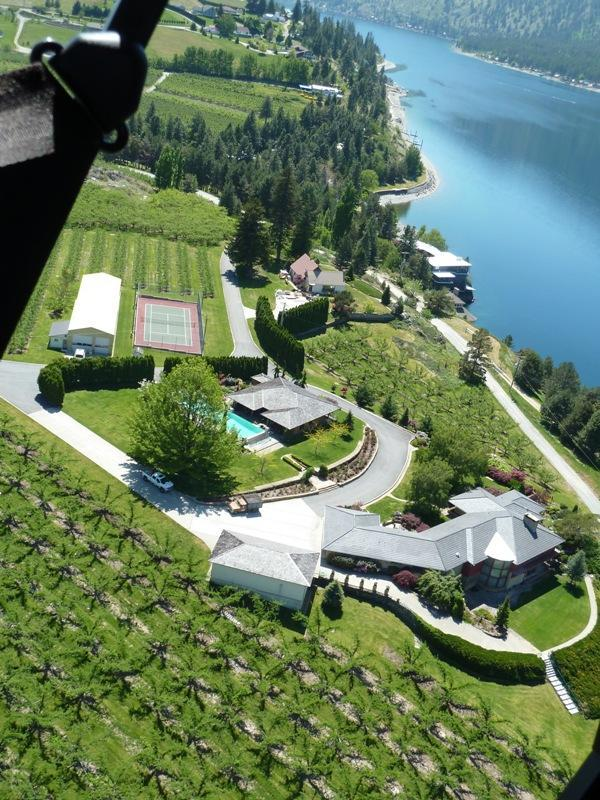 Arial View of Property - Secluded Manson Pool House with Pool & Hot Tub - Manson - rentals