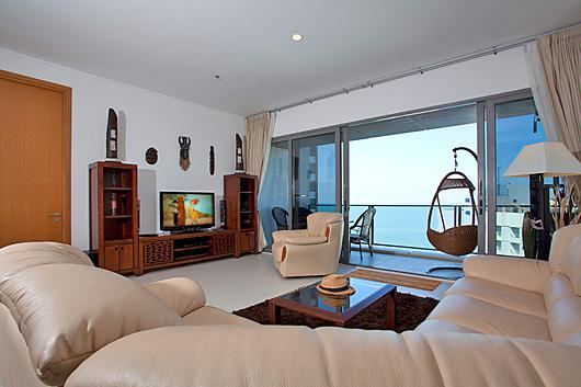 Luxury apartment NorthPoint Pattaya 2 bed - Image 1 - Pattaya - rentals
