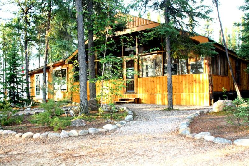 Main Lodge - Minor Bay Lodge and Outposts, Wollaston Lake, SK - Wollaston Lake - rentals