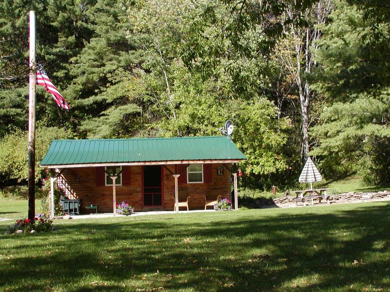Guest Cottage at Donameer Farm - GUEST COTTAGE AT DONAMEER FARM/Dog Vacation! - Hammondsport - rentals