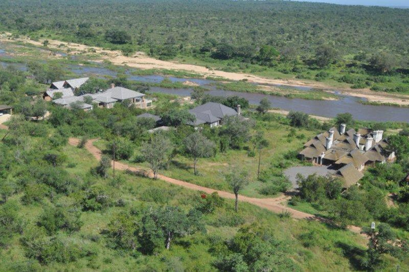Birds-Eye View - Buffalo Brooke - Mjejane, Kruger National Park - Kruger National Park - rentals