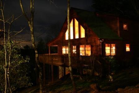 Mountain Paradise - Mountain Log Cabin - Blue Ridge, GA - Blue Ridge - rentals