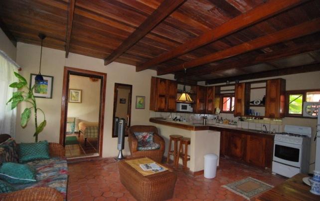 Livingroom - GARDEN VIEW QUEEN CONDO - Quepos - rentals