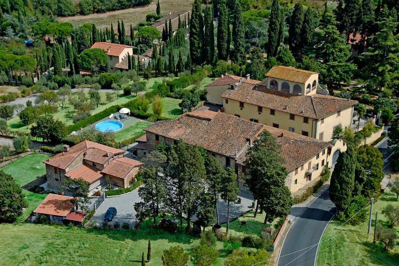 B&B Villa Le Farnete  - 49  bedroom - Image 1 - Carmignano - rentals