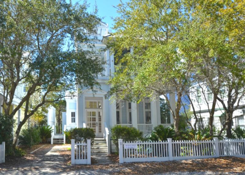 Front Exterior - This Side of Paradise - Seaside - rentals