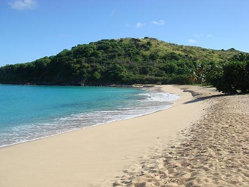 Happy Bay Beach - Villa Canoua - La Savane - rentals