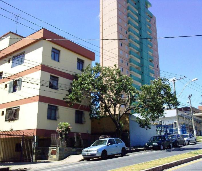 Bulding Front - APART PUCMINAS/EXPOMINAS BELO HORIZONTE - Belo Horizonte - rentals