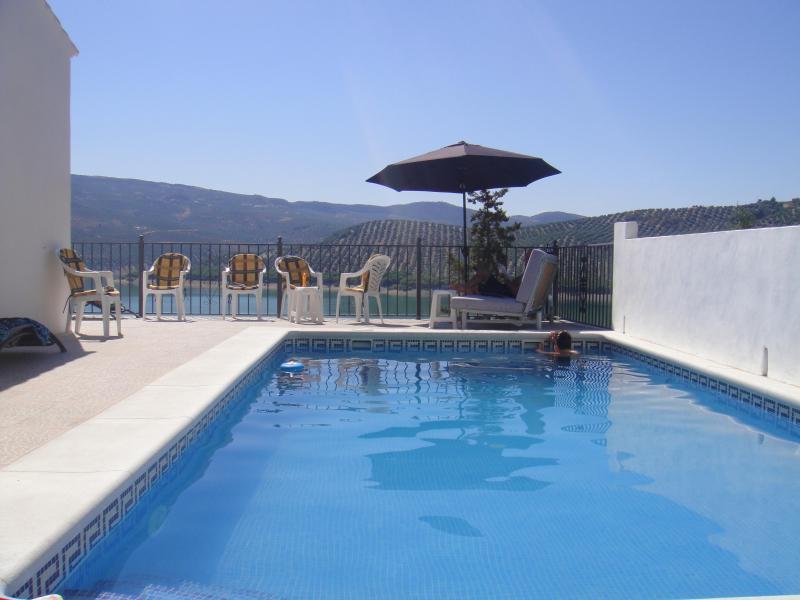 Casa La Laguna - Private Swimming Pool - Detached villa in the heart of Iznájar - Iznajar - rentals
