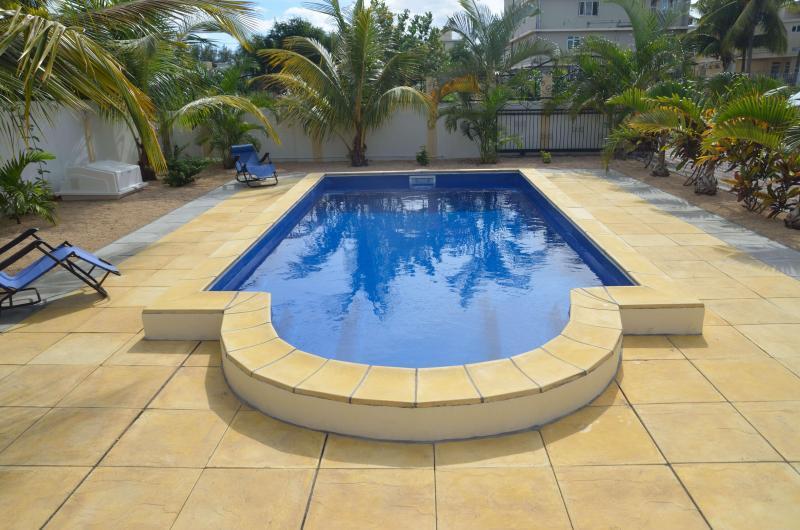 pool - Orleans Villa - Flic En Flac - rentals