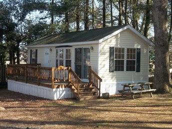 Cottage & 24ft Deck - Town Mountain Cottages - Hendersonville - rentals