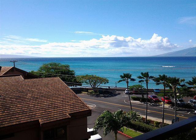 Kahana Villa #410 Oceanview - Image 1 - Lahaina - rentals