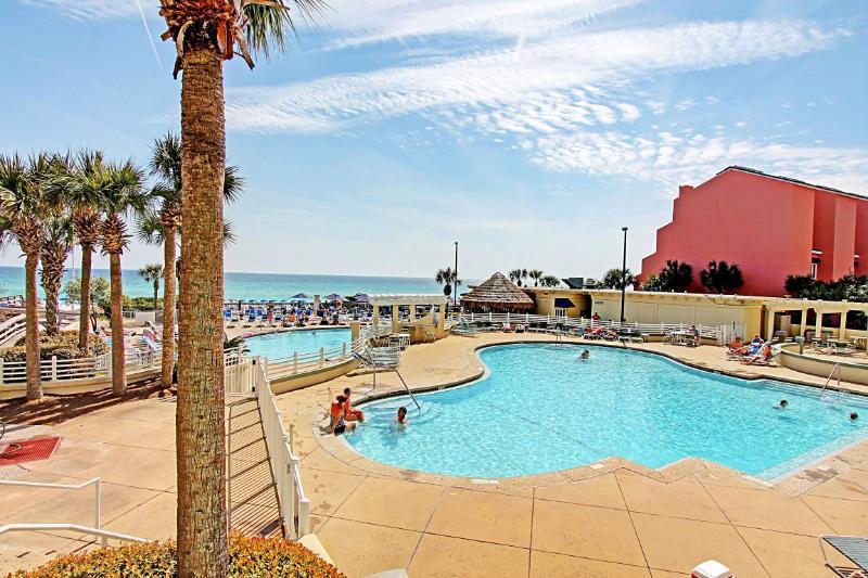 Tides at Tops'l 103 -AVAIL 8/8-8/14! Gulf Front-Tops'l Beach & Racquet Resort! Book Online! - Image 1 - Miramar Beach - rentals
