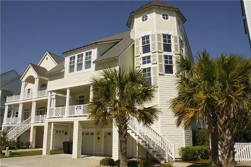 Fairwinds II - 116 Soundside Dr. - Image 1 - Atlantic Beach - rentals