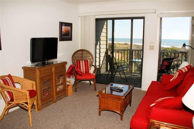 Island Beach & Racquet Club A-204 - Image 1 - Atlantic Beach - rentals