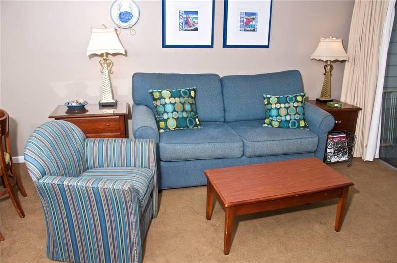 Island Beach & Racquet Club B-302 - Image 1 - Atlantic Beach - rentals
