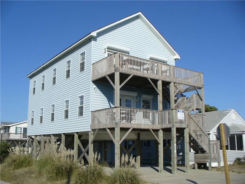 Kingfisher - 416 West Atlantic - Image 1 - Atlantic Beach - rentals