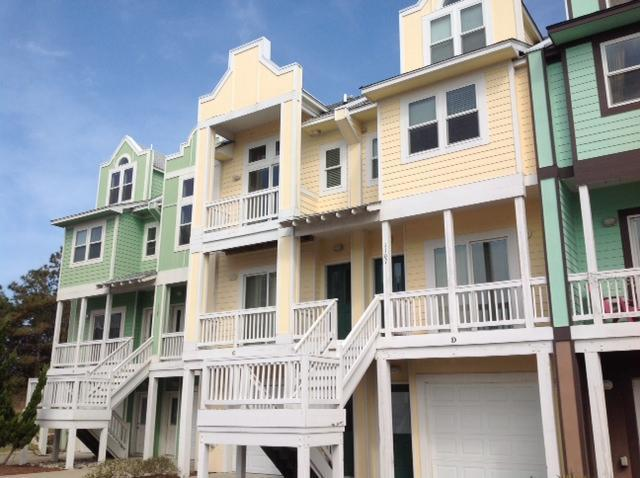 Exterior - Cambridge Cove 2 Bedroom Condo - Waterpark Access - Kill Devil Hills - rentals