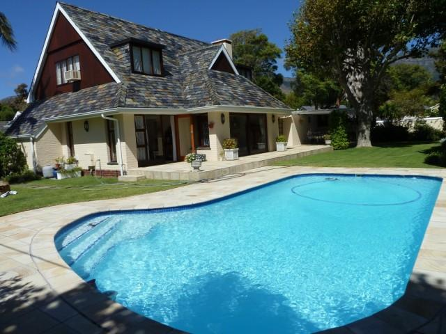 Villa Karibu - In the long shot - Villa Karibu - Tokai - rentals