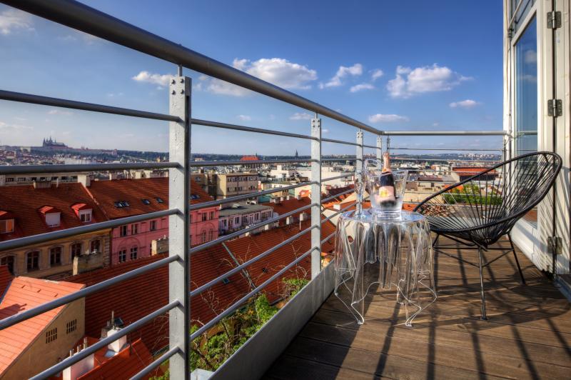 Prague Panorama Penthouse - Prague Panorama Penthouse - Prague - rentals