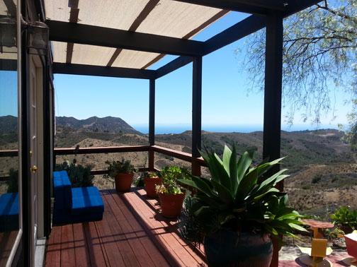Spectacular View - ARTIST HOUSE with Ocean and Canyon Views! - Malibu - rentals