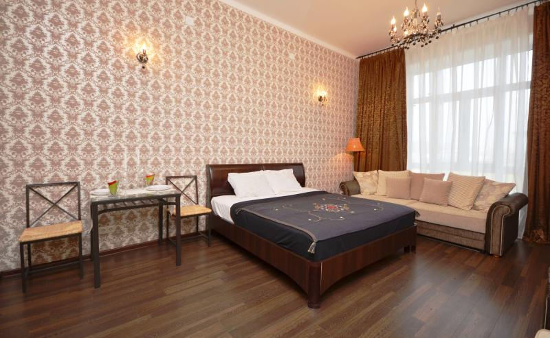 Main1 - Pushkin Square-Red Square Executive Studio - Moscow - rentals