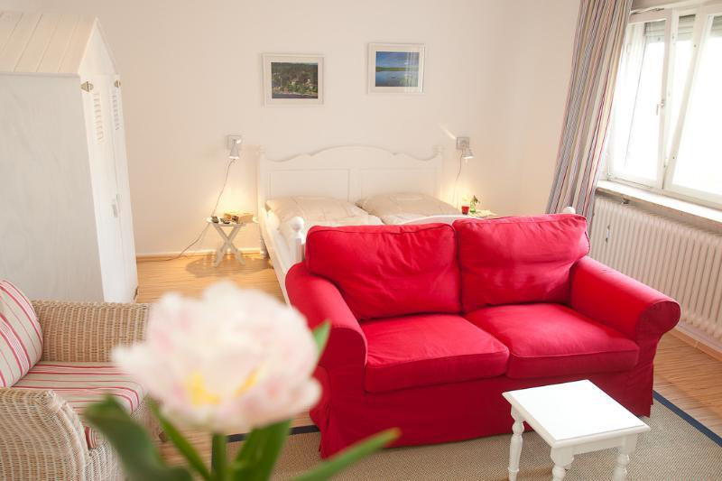 Bedroom / Living room - Meierei Haffkrug, Appt. Mittsommer - Scharbeutz - rentals