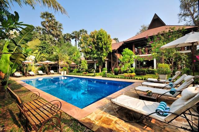 Le Domaine La Palmeraie - Image 1 - Siem Reap - rentals