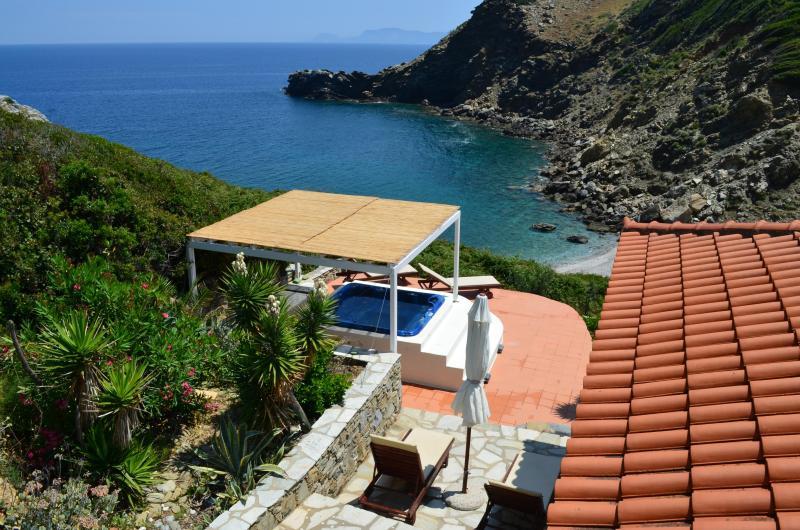 Villa Kyma at Vathias Beach - Image 1 - Skopelos - rentals