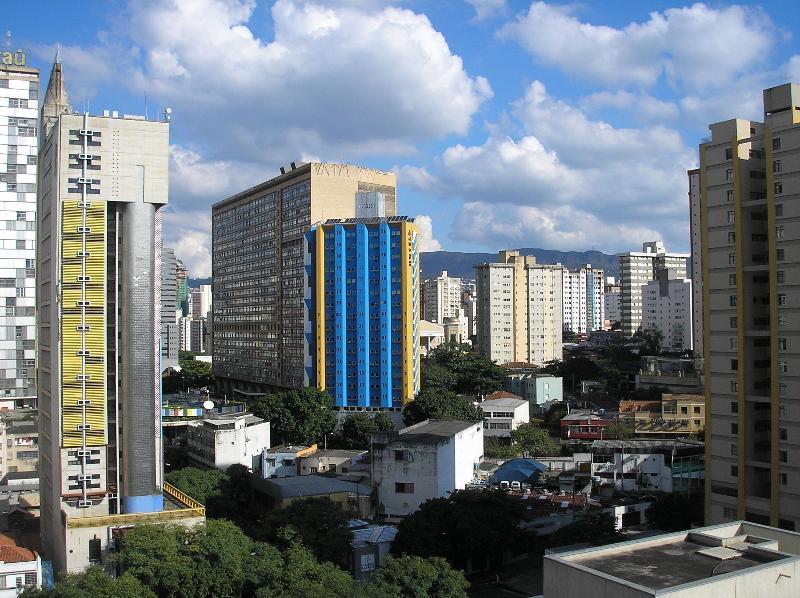 Bedroom View - CITY HOME STUDIO BELO HORIZONTE - Belo Horizonte - rentals