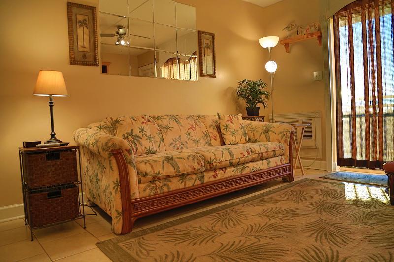 Sofa - Sugar Beach 165 -Gulf View-3rd Nt Free Spring! - Orange Beach - rentals