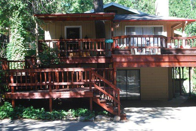 The Roost - The Roost Vacation Rental - Where Friends & Family - Twain Harte - rentals