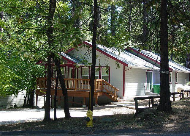 Exterior 1 - BRAND NEW!  3BR/2BA, Walk to Town, Lake Privileges; Sleeps 6-8 - Twain Harte - rentals