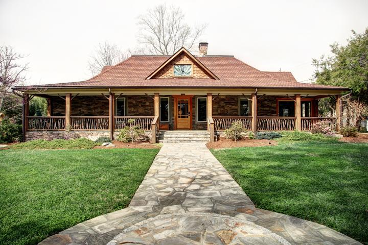 Wysteria Inn and Meeting Place - Image 1 - Weaverville - rentals