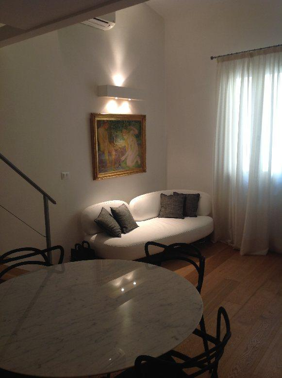 Soggiorno - Modern 1 Bedroom Apartment in Florence - Florence - rentals