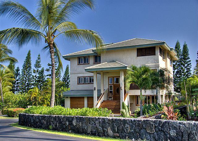 5000 Square Feet - Private home in Kona Bay Estates Gated community, Keiki Beach 6-PHKBE6 - Kailua-Kona - rentals