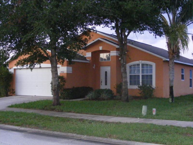 View of Front of Villa - Orlando disney - Clermont - rentals