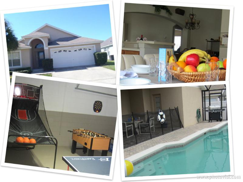 Long Leaf Villa - Fabulous Long Leaf Villa, Refurbished, Great rates - Orlando - rentals