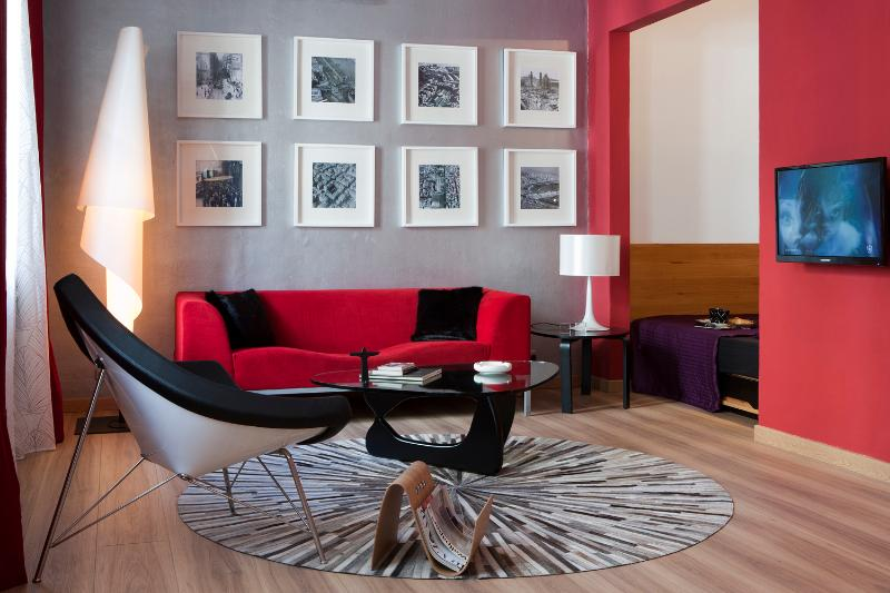 living room - The Loft Barcelona - Barcelona - rentals