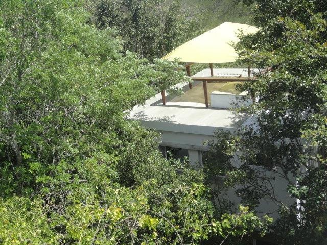 view from the top - Triplex house in the forest - Pipa - rentals