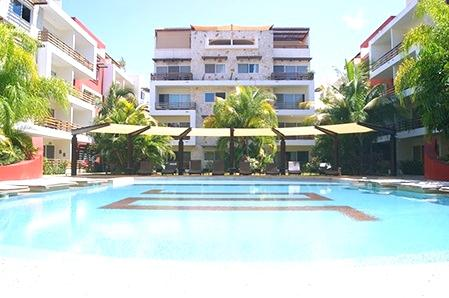 SABBIA 404B PENTHOUSE for 4 people close to the beach - Image 1 - Playa del Carmen - rentals