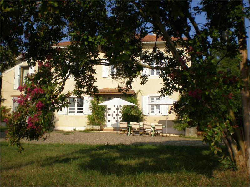 House - Grand Tauzia - Bergouey - rentals
