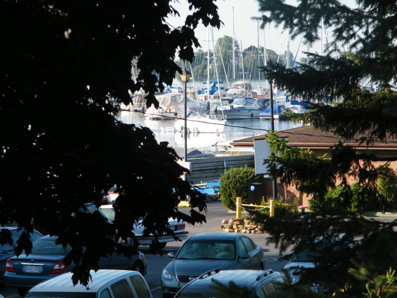 From the deck - 1000 Island Condo Getaway, - Gananoque - rentals