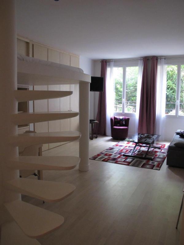 living-room - Luxurious Apartment in Exceptional Location of Paris - Paris - rentals